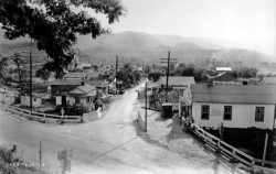 Caryville - 1934 - Before the TVA